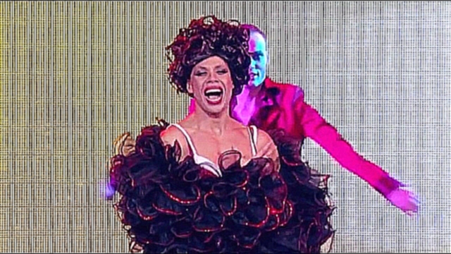 Видеоклип Shirley Bassey This is my life - Evdokimov show theater