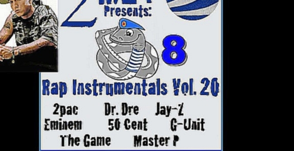 Видеоклип Nrt aka 2MEY Presents: Rap Instrumentals Vol. 20 (2018)