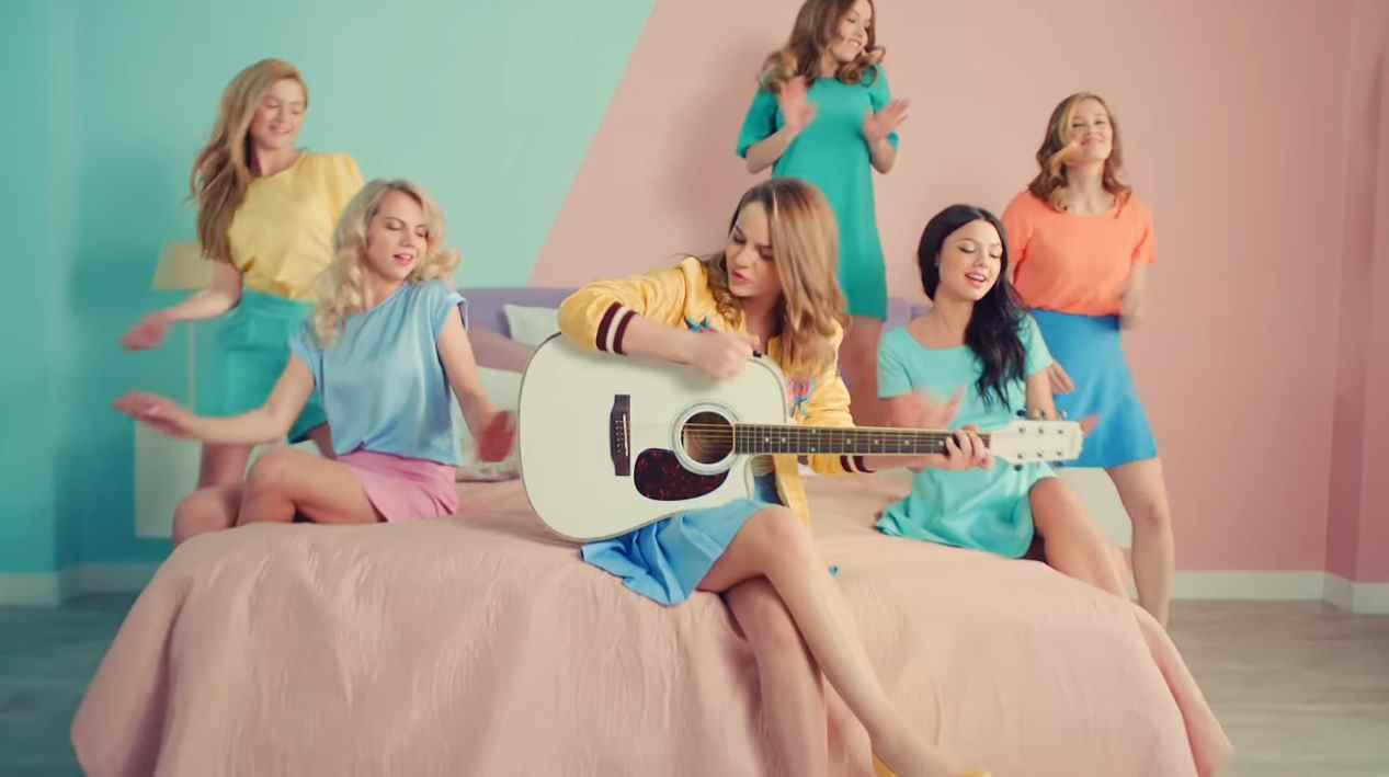 Музыка из рекламы veet 2018 скачать